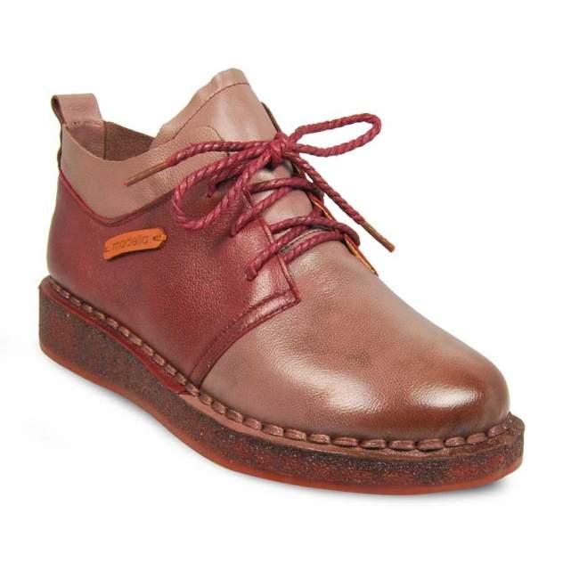 Ботинки женские MADELLA 02444-2 разноцветные 39 RU