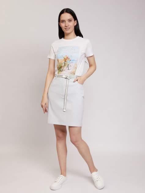 Женская юбка Zolla z02125786616375S0, хаки