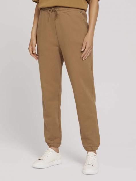 Женские спортивные брюки TOM TAILOR 1027325, коричневый