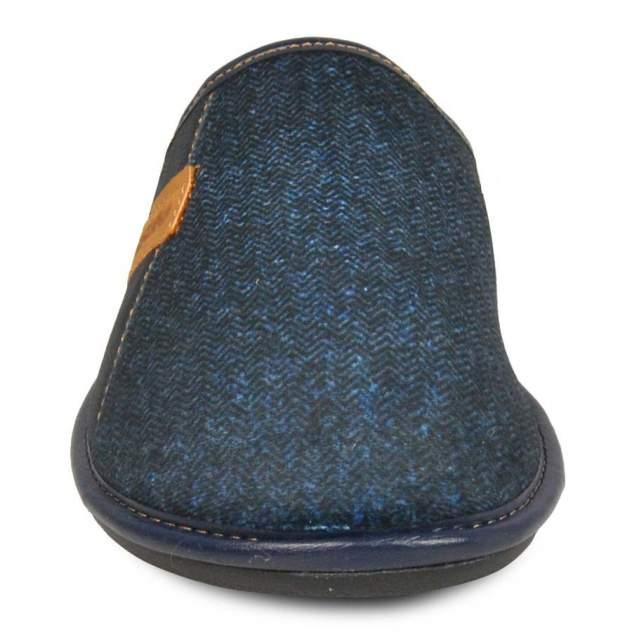 Домашние тапочки мужские Inblu 91-5B-004 синие 41 RU