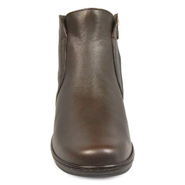 Ботинки женские Romer 812305-1 коричневые 38 RU