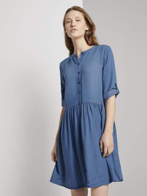 Женское платье TOM TAILOR 1024137, синий