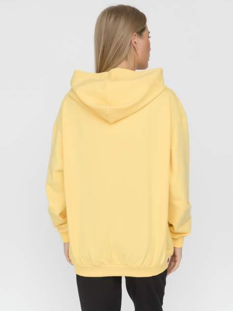 Свитшот женский DAIROS GD69300855 желтый XS