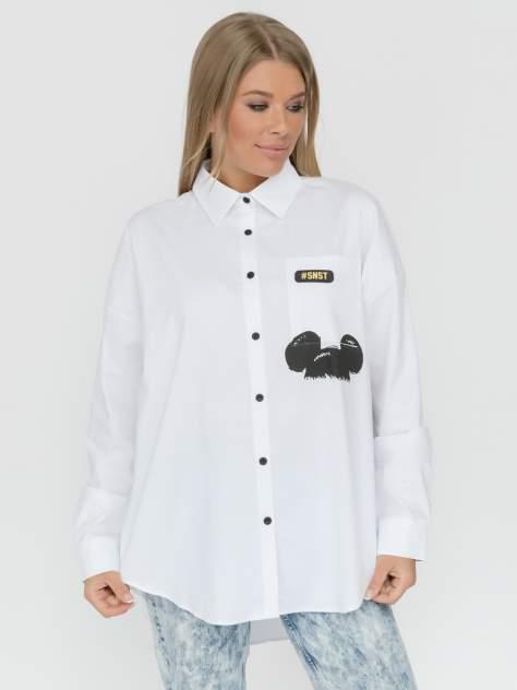 Рубашка женская DAIROS GD81100413 белая L