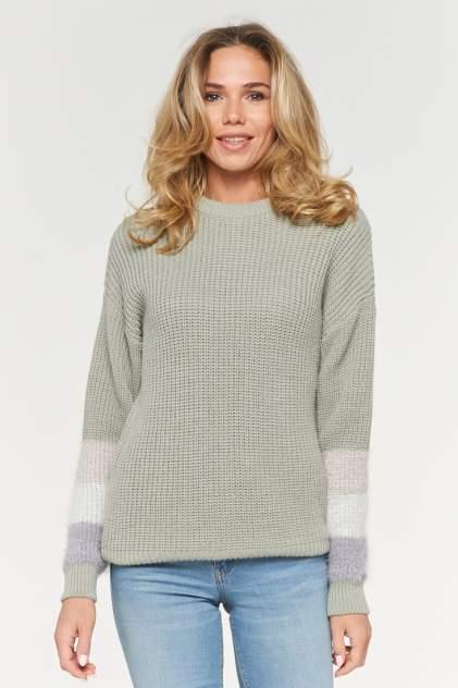 Джемпер женский VAY 192-4049 серый 54