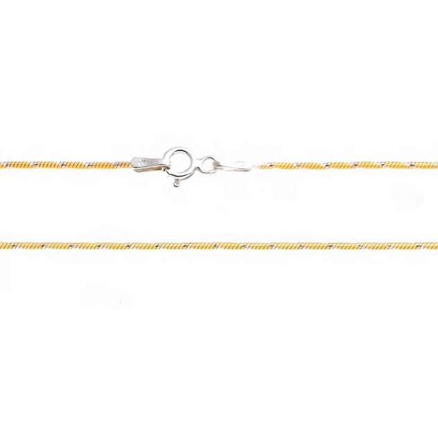 Цепочка женская TEOSA GRQ 8L I011/S 2C-025-40 из серебра, 40 см