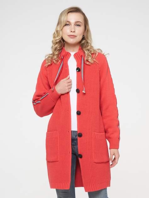 Кардиган женский VAY 202-1627, красный