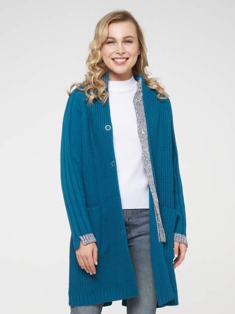 Кардиган женский VAY 202-1645, синий