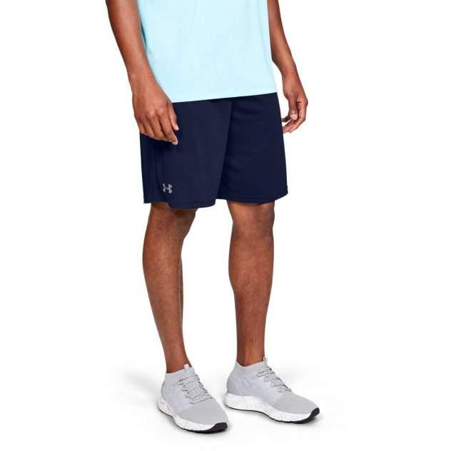 Шорты спортивныеUnder Armour Tech Mesh Shorts 22.5cm, синий