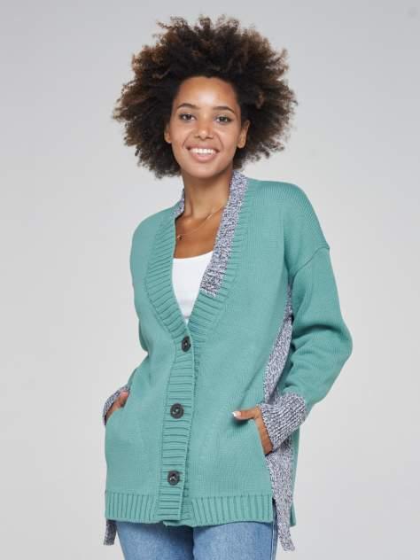 Кардиган женский VAY 202-1654, зеленый