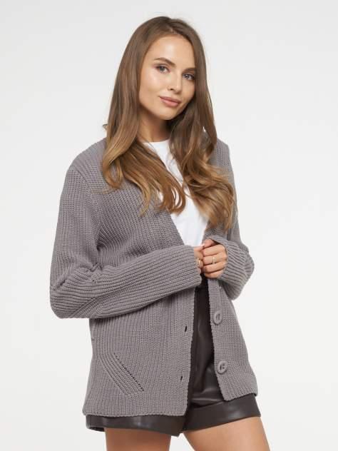 Кардиган женский VAY 202-1652, серый