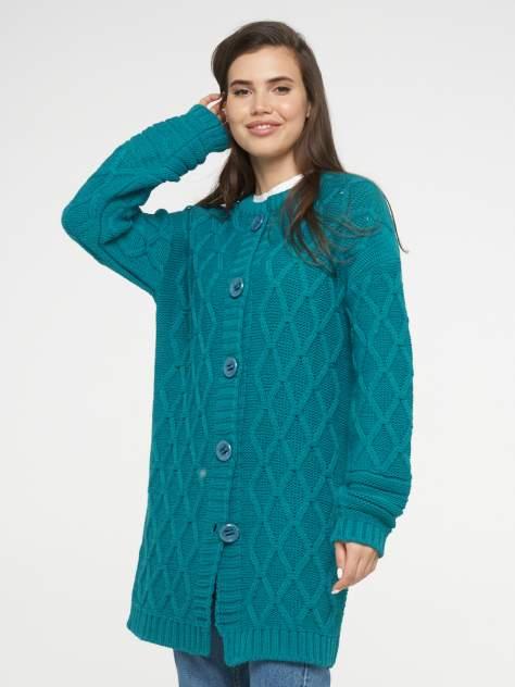 Кардиган женский BE YOU BY202-14020, зеленый
