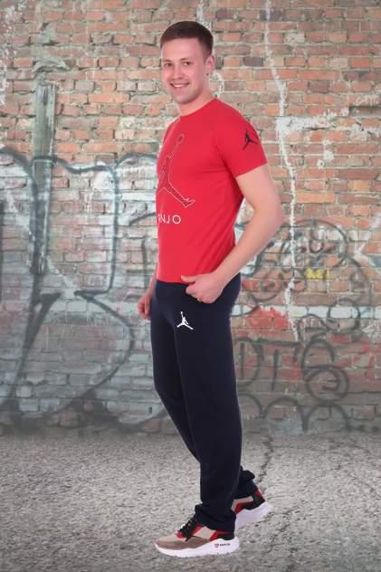 Комплект мужской Миллена Шарм 4915 красный 54 RU