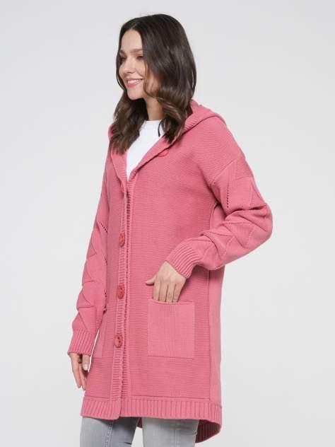 Кардиган женский VAY 202-1636, розовый