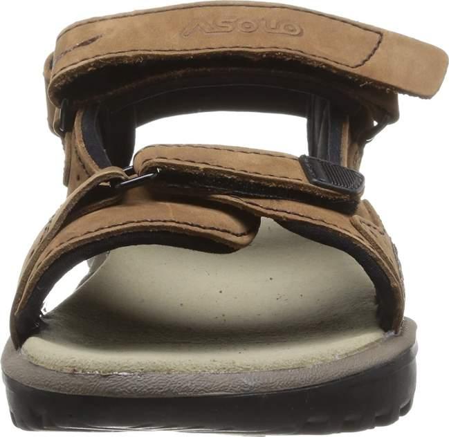 Сандалии мужские Asolo Sport Sandal Metropolis коричневые 8 UK