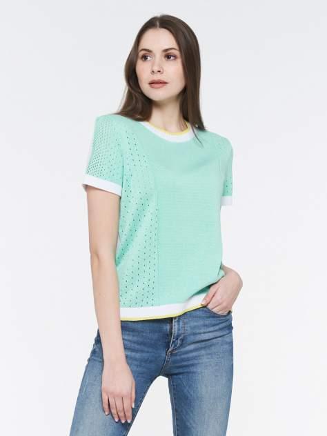 Джемпер женский VAY 201-4096, зеленый