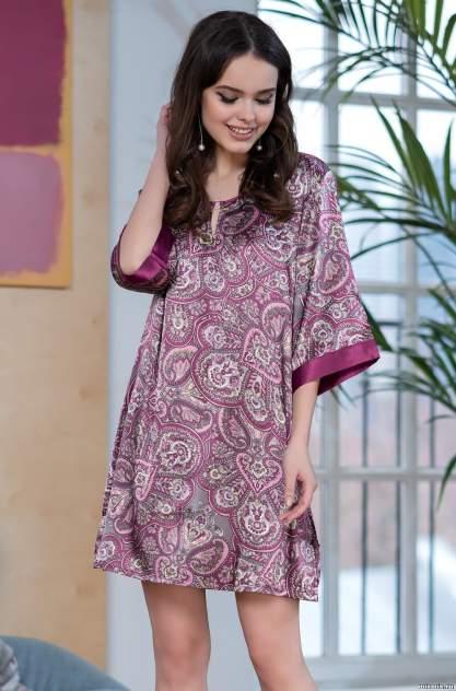 Домашнее платье Mia-Amore 9407, бордовый