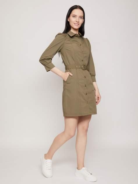 Женское платье Zolla z0212182592217500, хаки