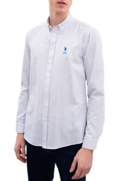 Рубашка мужская U.S. POLO Assn. G081SZ0040KABUTO белая XL