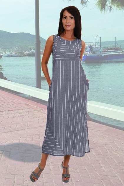 Женское платье Миллена Шарм Саманта, серый