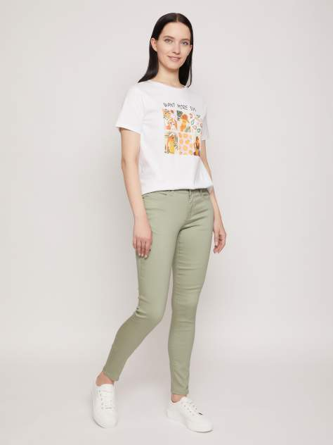 Женские брюки Zolla z0212173722026100, голубой