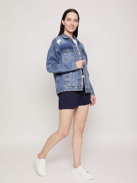 Женская джинсовая куртка Zolla z021215D1701350D0, синий