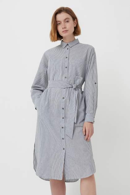 Женское платье Finn Flare S21-11008, белый