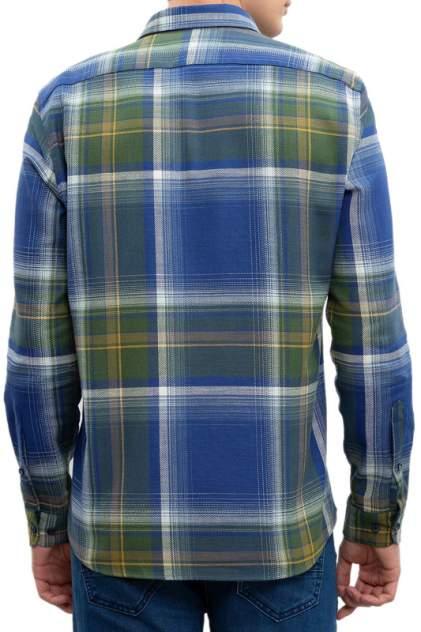 Рубашка мужская U.S. POLO Assn. G081SZ0040CARCAR19K зеленая S