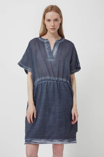 Женское платье Finn Flare S21-14021, синий