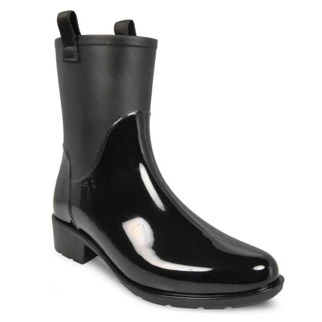 Резиновые сапоги женские MonAmi MA-JT010 черные 40 RU