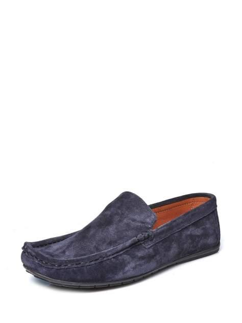 Мокасины мужские VALSER 606-112, синий