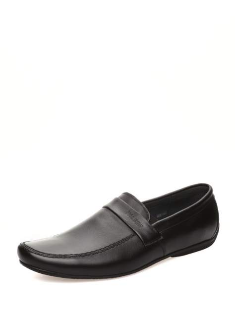 Мокасины мужские VALSER 602-053, черный
