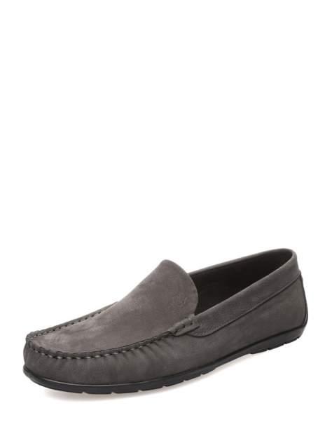 Мокасины мужские VALSER 601-850, серый