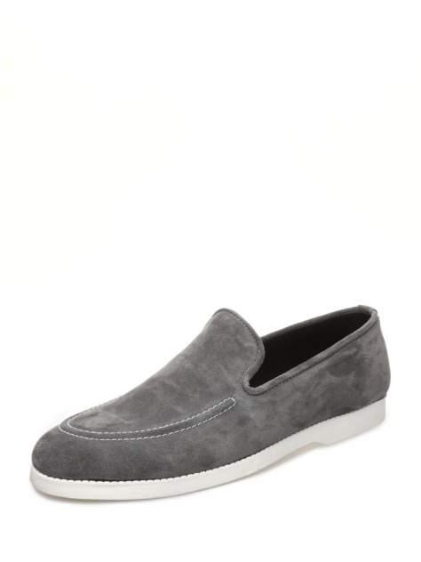 Лоферы мужские VALSER 600-033, серый