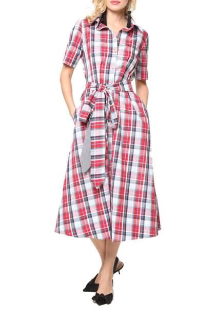 Платье женское KATA BINSKA KARLA 190446 белое 48 EU