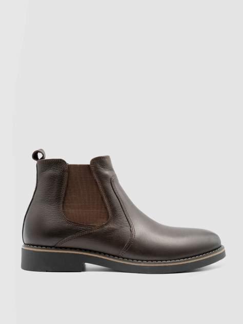 Мужские ботинки Reversal 73081RB, коричневый