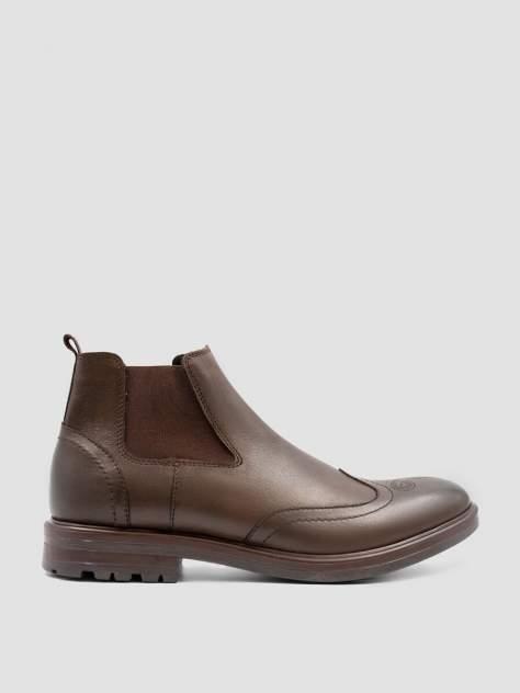 Мужские ботинки Reversal 13004RB, коричневый