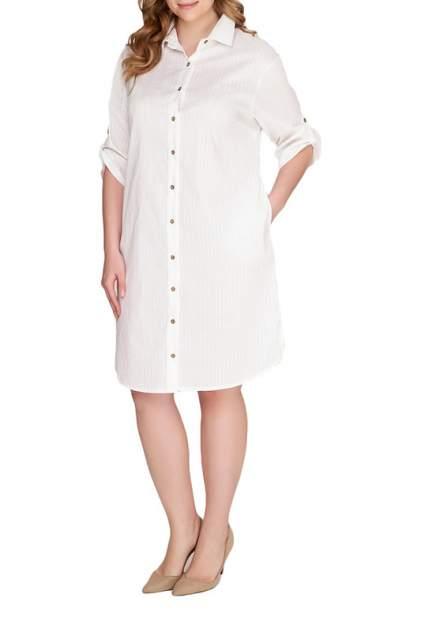 Платье женское OLSI 1905035 белое 48 RU