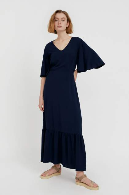 Женское платьеЖенское платье  Finn FlareFinn Flare  S21-14009S21-14009, , синийсиний