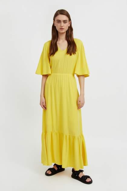 Женское платьеЖенское платье  Finn FlareFinn Flare  S21-14009S21-14009, , желтыйжелтый