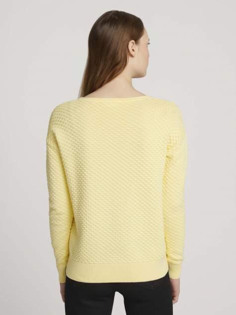 Джемпер женский TOM TAILOR 1025208, желтый