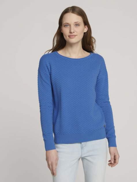 Джемпер женский TOM TAILOR 1025208, синий