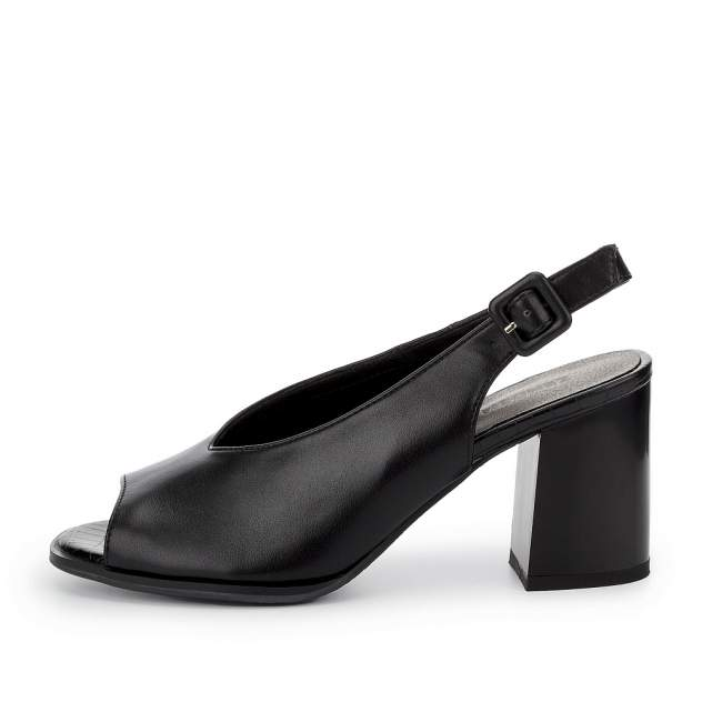 Туфли женские ZENDEN 25-11WB-030ST, черный