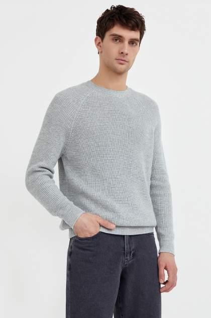 Джемпер мужской Finn Flare B21-22106 серый 3XL