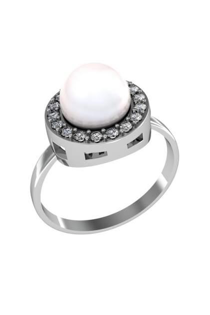 Кольцо женское Приволжский ювелир 251187-FA11ZM07 р.18