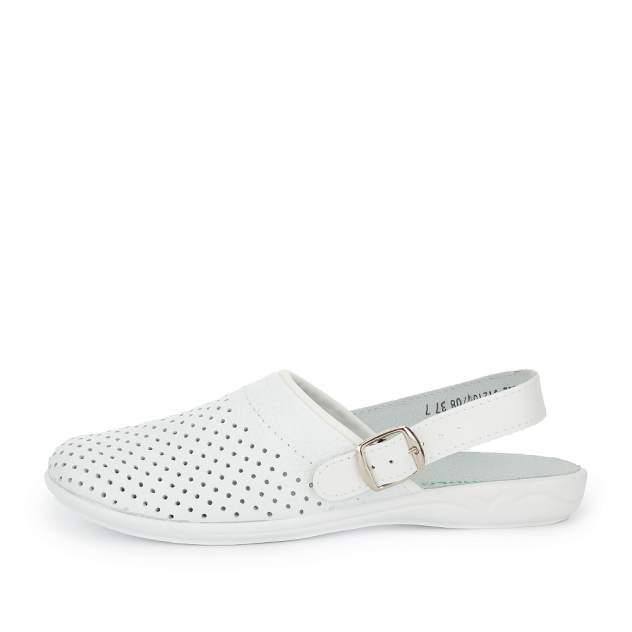 Шлепанцы ZENDEN 63202-012101(08), белый