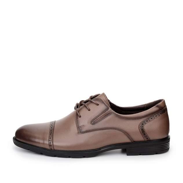 Туфли мужские ZENDEN 98-11MV-039KK, коричневый