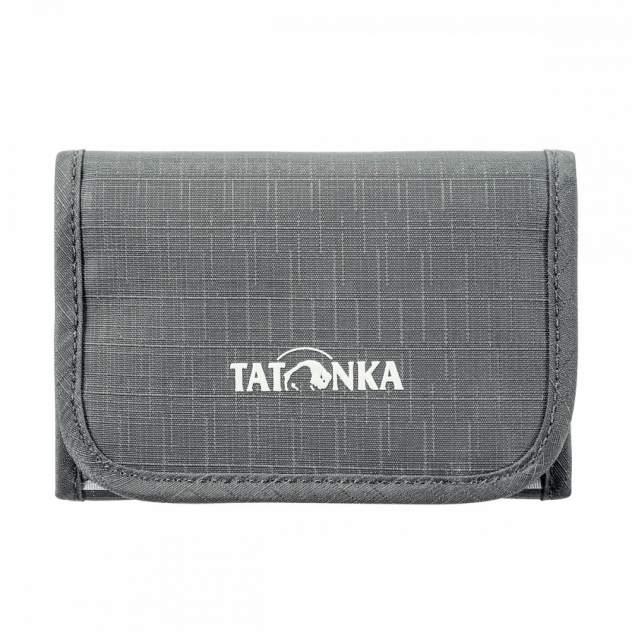 Кошелек унисекс Tatonka Folder titan grey