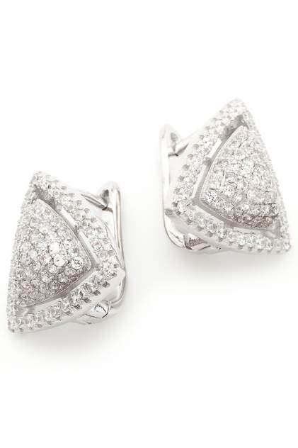 Серьги женские из серебра BELIEF 23ET5312(S7), цирконий