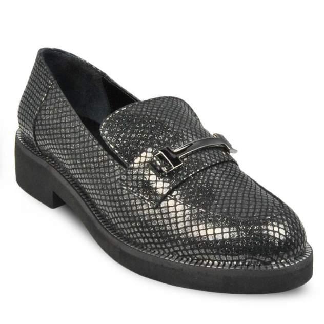 Полуботинки женские ShoesMarket 632-3081-245 серые 39 RU